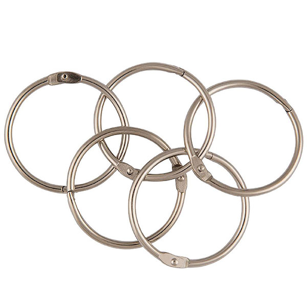 Esselte Book Ring Size No 4 - 38mm - Pack of 5