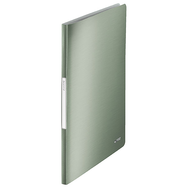 Leitz Display Book Style 20pg Green