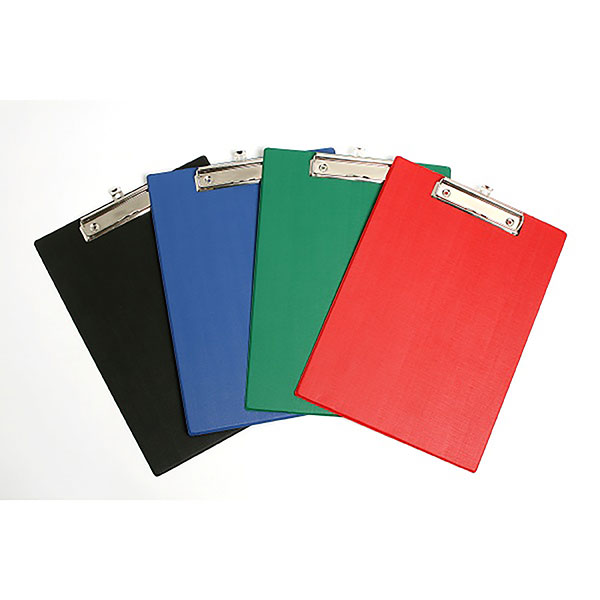 Marbig® Clipboard Pe Foolscap Red