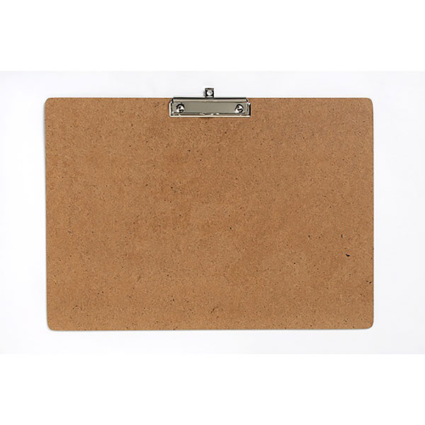 Marbig® Clipboard Masonite Small Clip A3
