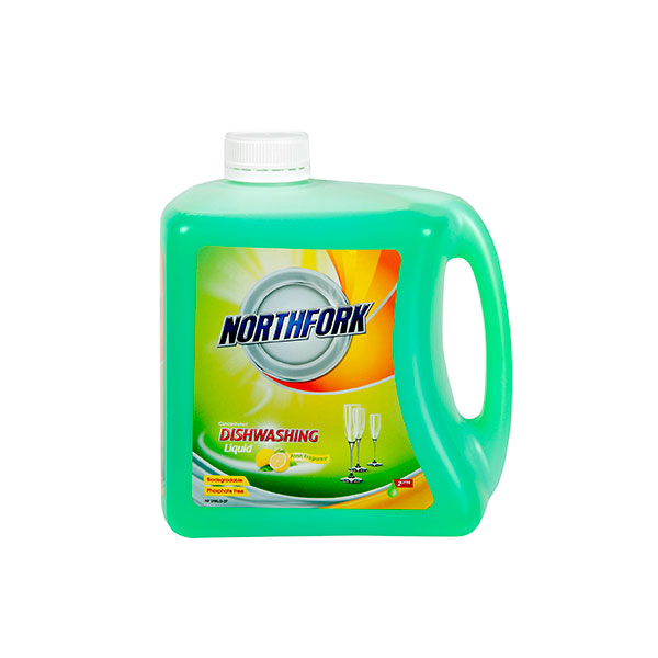 Northfork Dishwashing Liquid 2l (Pack of 3)