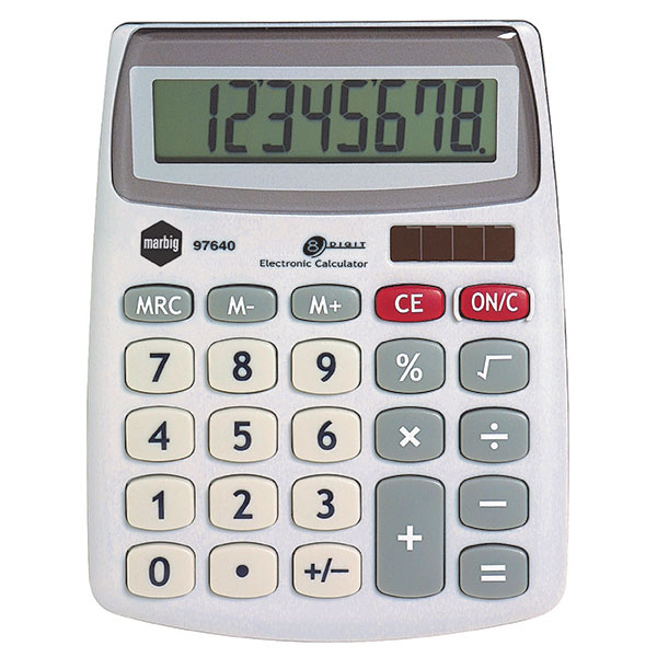 Desktop Calculator Compact