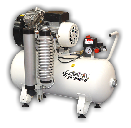 Air Command DENTAL 17, 2.5HP Medical Compressor-90L Tank