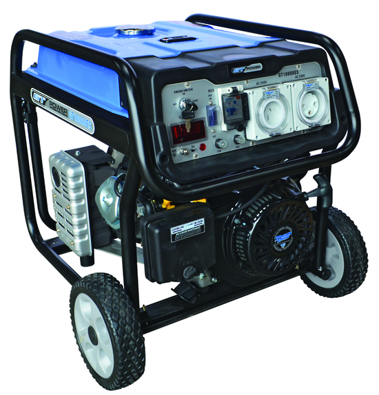 GT Power 9000W Electric Start Generator