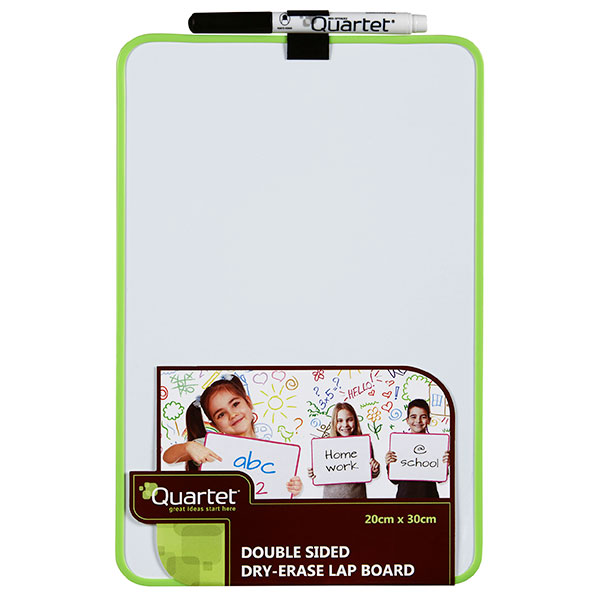 Quartet Lap Board 2 Sided 200x300mm Assistant (Carton of 10)